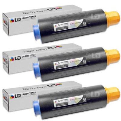 LD © Compatible Canon GPR-17 (0279B003AA) Set of 3 Black Laser Toner Cartridges