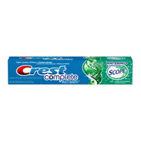 Crest With Scope Toothpaste - Minty Fresh, 6.2 oz