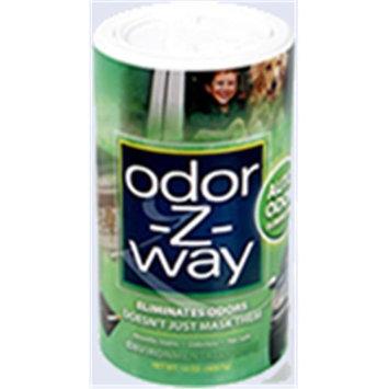 M-J Odor-Z-Way LLC AUTO104 Auto Odor-Z-Way - 1 case of 14