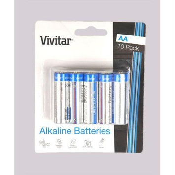 Vivitar Alkaline Batteries 10AA-ALK