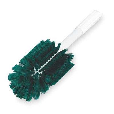Tough Guy Bottle Brush (Green, Polyester, 16 in). Model: 1YTN8