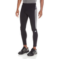 adidas Performance Men's Response Long Tights [Black/White, XX-Large]