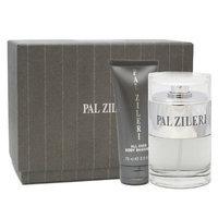 Pal Zileri By Pal Zileri For Men. Gift Set ( Eau De Toilette Spray 3.4 Oz / 100 Ml + All Over Body Shampoo 2.5 Oz / 75 Ml )