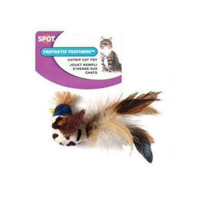 Ethical Feather Mania Bird Cat Toy