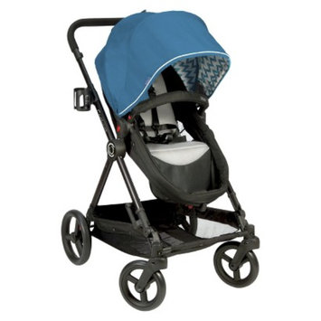 Contours Bliss 4-in-1 Baby Stroller - Blue