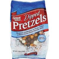 Great Value Dipped Assorted Pretzels 12oz
