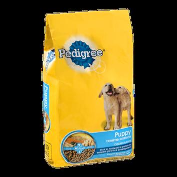 Pedigree® Puppy Food Targeted Nutrition Chicken Flavor