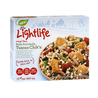 Lightlife Bella Portabella Tuscan Chik'n Meat Free
