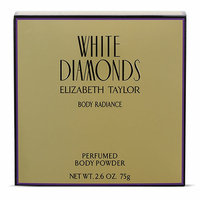White Diamonds Elizabeth Taylor  2.6 oz Body Powder for Women