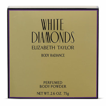 White Diamonds Elizabeth Taylor  2.6 oz Body Powder for Women