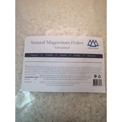 Natural Magnesium Flakes Wasatch Naturals 15 lb Bag