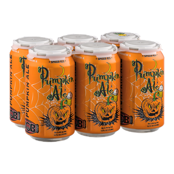 Wild Onion Brewing Company Spiced Pumpkin Ale - 6 PK
