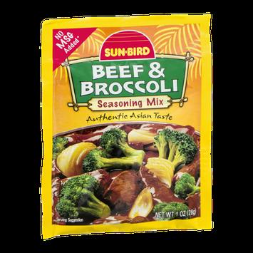 Sun-Bird Beef & Broccoli Seasoning Mix