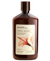 AHAVA Mineral Botanic Velvet Cream Wash for Sensitive Skin