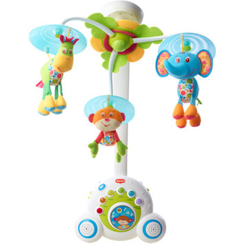 Tiny Love Soothe N Groove Mobile, Blue, 1 ea