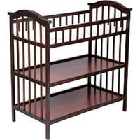 Delta Summit Changing Table - Cognac