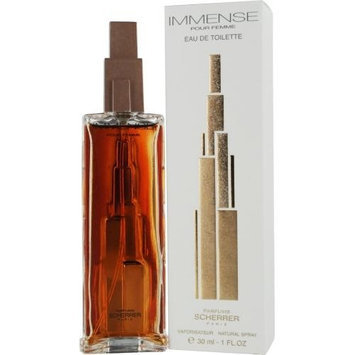 Immense By Jean Louis Scherrer Edt Spray 1 Oz (women)