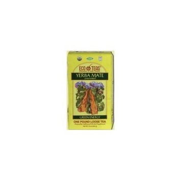 Eco Teas BG12495 Eco Teas Mate Wl Leaf - 6x1LB