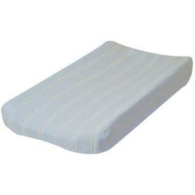 Go Mama Go Designs Changing Pad Cover, Beige