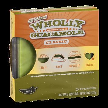 Wholly Guacamole Classic Mild