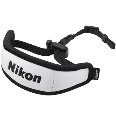 Nikon AH-N6000 Water-resistant Hand Strap for AW1 (White)