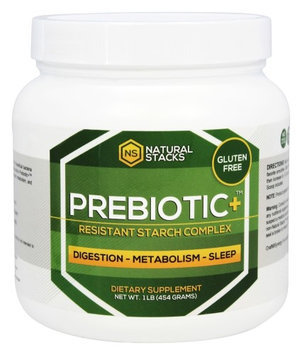 Natural Stacks - Prebiotic Resistant Starch Complex - 1 lb.