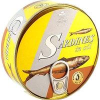EFM Sardines in Vegetable Oil ( 240 g )