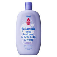 Johnson's Bedtime Johnson's Baby Bedtime Bubble Bath and Wash - 28 oz.
