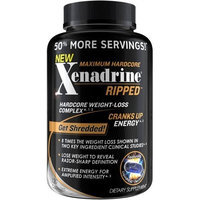Cytogenix Xenadrine Ripped, 120 Capsules