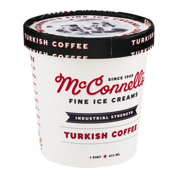 McConnell's Fine Ice Creams Turkish Coffee