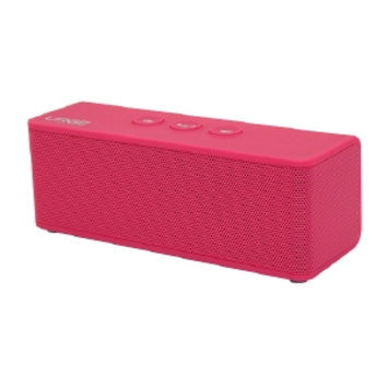 URGE Sound Brick BT Speaker, Pink, 1 ea