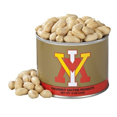 Virginia Diner Virginia Military Institute, Salted Peanuts, 10-Ounce (Pack of 4)