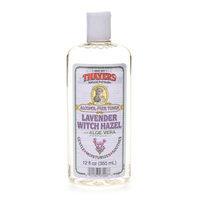 Thayers Alcohol-Free Witch Hazel with Organic Aloe Vera Formula Toner Lavender
