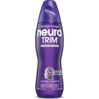 Neuro Nutritional Supplement Drink, Trim, 14.5-Ounce Bottles (Pack of 12)