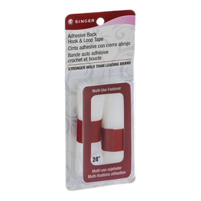 Singer Adhesive Back Hook & Loop 24