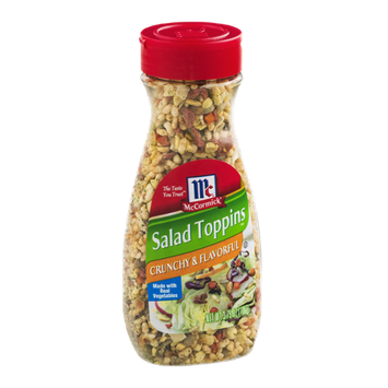 McCormick Salad Toppins Crunchy & Flavorful