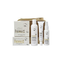 Frownies Face Lift In A Bag, 1-Pound Gold Make Up Bag
