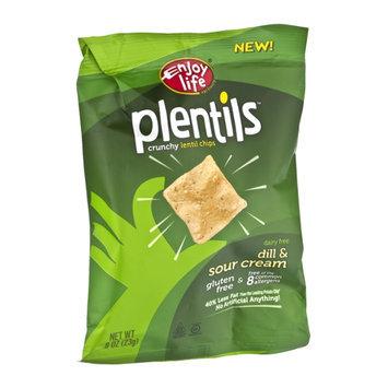 Enjoy Life Plentils Dill & Sour Cream Lentil Chips