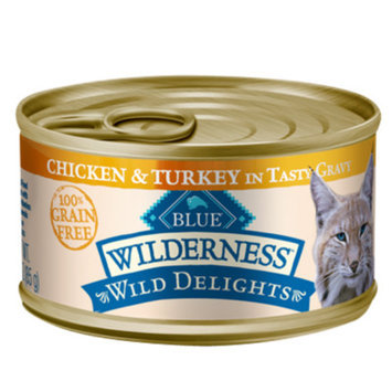 Blue Buffalo BLUE WildernessTM Flaked Adult Cat Food