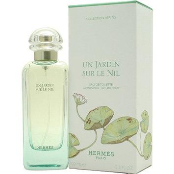 Hermes Un Jardin Sur Le Nil Un Jardin Sur Le Nil Eau De Toilette Spray 3.3 OZ