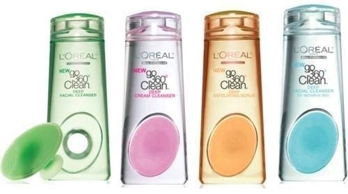 L'Oréal Go 360 Clean Facial Cleanser