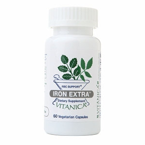 Vitanica Iron Extra RBC Support