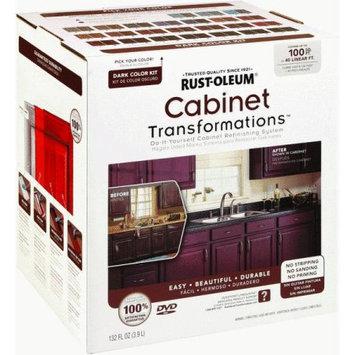 Zinsser Rustoleum Dark Tint Small Kitchen Cabinet Transformation Kit