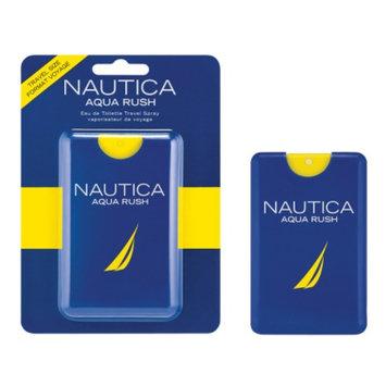Nautica Aqua Rush Eau de Toilette Travel Spray, .67 fl oz