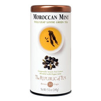 Moroccan Mint Tea by The Republic of Tea - 5.1 oz loose