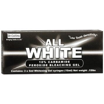 Dr. Collins All White Bleaching Gel Syringe Refills