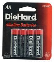 Eveready Battery Company DieHard AA Alkaline Batteries, 8pk - EVEREADY BATTERY COMPANY