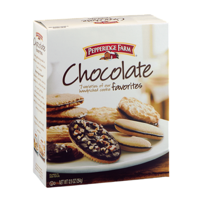 Pepperidge Farm® Chocolate Favorites Cookies