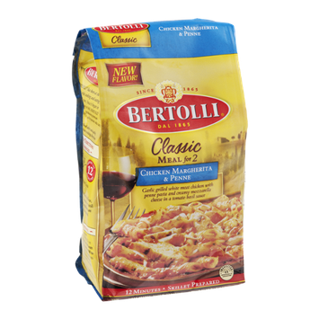 Bertolli Classic Meal For Two Chicken Margherita & Penne
