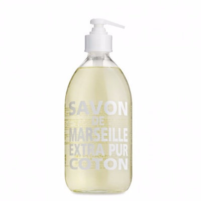 Compagnie De Provence Extra Pur Liquid Marseille Soap 500ml - Cotton Flower 500ml
